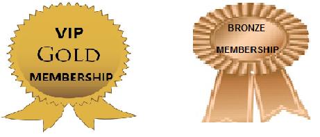 VIP Gold + Bronze